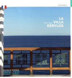 Dernières parutions dans Regards..., La villa Kérylos