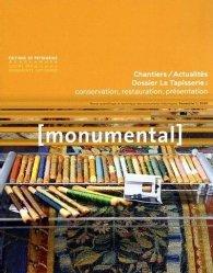 Dernières parutions sur Art textile, Monumental 2020-2 : la tapisserie