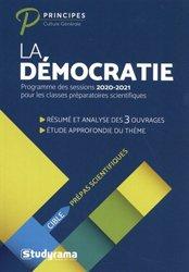 Dernières parutions sur Prépas - Écoles d'ingénieurs, La démocratie