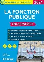 Dernières parutions sur Concours administratifs, La fonction publique