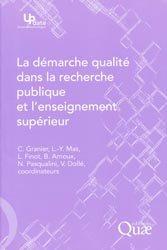 Dernières parutions dans Update, La démarche qualité dans la recherche publique et l'enseignement supérieur