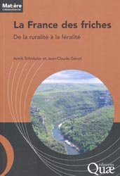 Souvent acheté avec Écologie du paysage, le La France des friches