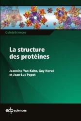 Souvent acheté avec Diabétologie, le La structure des proteines