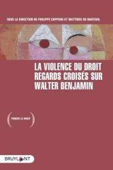 Dernières parutions sur Autres ouvrages de philosophie du droit, La violence du droit