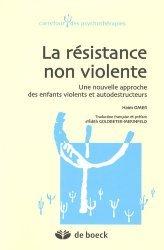 Souvent acheté avec Difficultés et troubles à l'adolescence, le La résistance non violente