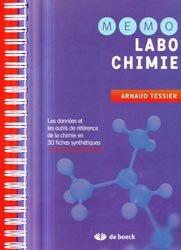 Souvent acheté avec Techniques instrumentales d'analyse chimique, le Labo chimie