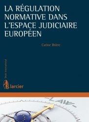 Dernières parutions dans Droit international, La régulation normative dans l'espace judiciaire européen