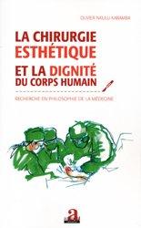 Dernières parutions dans Academia, La chirurgie esthétique et la dignité du corps humain