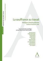 Dernières parutions sur Psychologie des organisations, La souffrance au travail