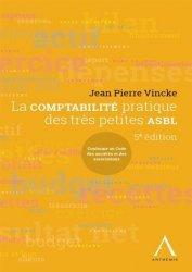 Dernières parutions sur Associations, La comptabilité pratique des très petites ASBL. 5e édition