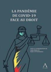 Dernières parutions sur Autres ouvrages de philosophie du droit, La pandemie de covid-19 face au droit