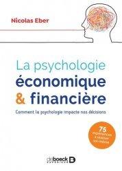 Dernières parutions sur Psychologie des organisations, La psychologie économique & financière