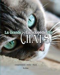 Nouvelle édition La grande encyclopédie des chats
