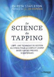 Dernières parutions sur Gestion du stress, La science du tapping. L' EFT : une technique de gestion du stress pour le corps et l'esprit basée sur des preuves scientifiques
