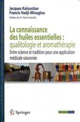 Souvent acheté avec Thérapeutique hormonale homéopathique, le La connaissance des huiles essentielles : qualitologie et aromathérapie
