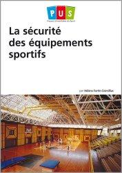 Dernières parutions sur Equipements sportifs et culturels, La sécurité des équipements sportifs