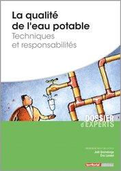 Dernières parutions dans Dossier d'experts, La qualité de l'eau potable