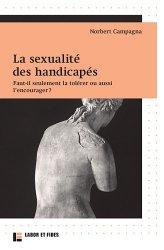 Dernières parutions dans Le Champ éthique, La sexualité des handicapés