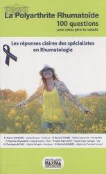 Dernières parutions sur Rhumatologie, La polyarthrite rhumatoïde