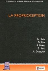 Dernières parutions sur Pathologies motrices, La proprioception