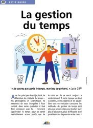 Dernières parutions sur Carrière,réussite, La gestion du temps