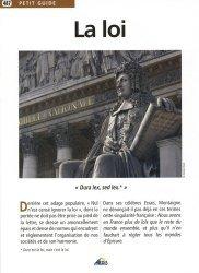 Dernières parutions dans Petit guide, La loi