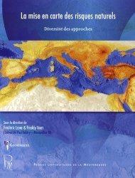Souvent acheté avec Petit vocabulaire des risques et catastrophes d'origine naturelle, le La mise en carte des risques naturels