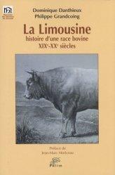 Souvent acheté avec Guide de l'alimentation du troupeau bovin allaitant, le La Limousine