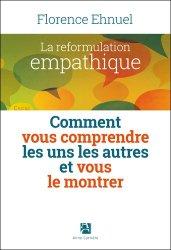Dernières parutions sur Communication, La reformulation empathique