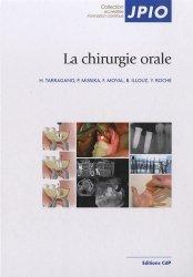 Souvent acheté avec Parodonties sévères et orthodontie, le La chirurgie orale