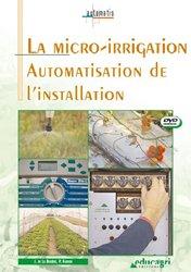 Dernières parutions dans Automatis, La micro-irrigation DVD