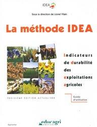 Souvent acheté avec Économies d'énergie sur l'exploitation agricole, le La méthode IDEA Indicateurs de durabilité des exploitations agricoles
