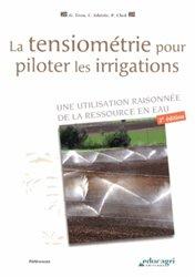 Souvent acheté avec Choisir ses outils de travail du sol, le La tensiométrie pour piloter les irrigations