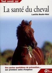 Souvent acheté avec La flore digestive intestinale du cheval, le La santé du cheval