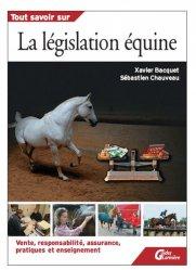 Souvent acheté avec Biomécanique du cheval, ostéopathie et rééducation équestre, le La législation équine