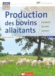 Souvent acheté avec Le logement du troupeau laitier, le La production des bovins allaitants