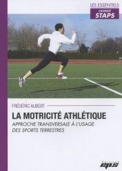 Dernières parutions sur Enseignement du sport, La motricité athlétique
