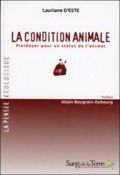 Dernières parutions dans La pensée écologique, La condition animale