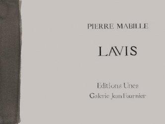 Dernières parutions sur Monographies, Lavis