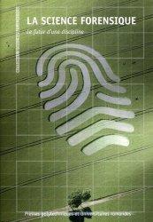 Dernières parutions dans Sciences forensiques, La science forensique