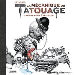 Dernières parutions sur Artisanat - Arts décoratifs, La mécanique du tatouage