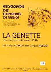 Dernières parutions sur Mustélidés, La genette