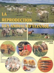 Dernières parutions sur Reproduction, La reproduction des animaux d'élevage tome1