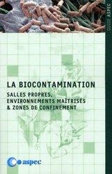 Dernières parutions dans Guide ASPEC, La biocontamination