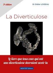 Dernières parutions sur Hépato - Gastroentérologie - Proctologie, La diverticulose