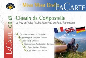 Dernières parutions dans Miam Miam Dodo, La carte Miam-Miam-Dodo GR65