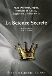Nouvelle édition La science secrète