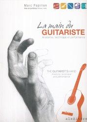 Souvent acheté avec Au coeur de l'écoute, le La main du guitariste