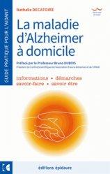 Souvent acheté avec La maladie d'Alzheimer Cahier d'activités 1, le La maladie d'Alzheimer à domicile