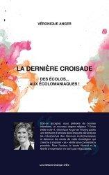 Dernières parutions sur Écologie - Environnement, La dernière croisade
